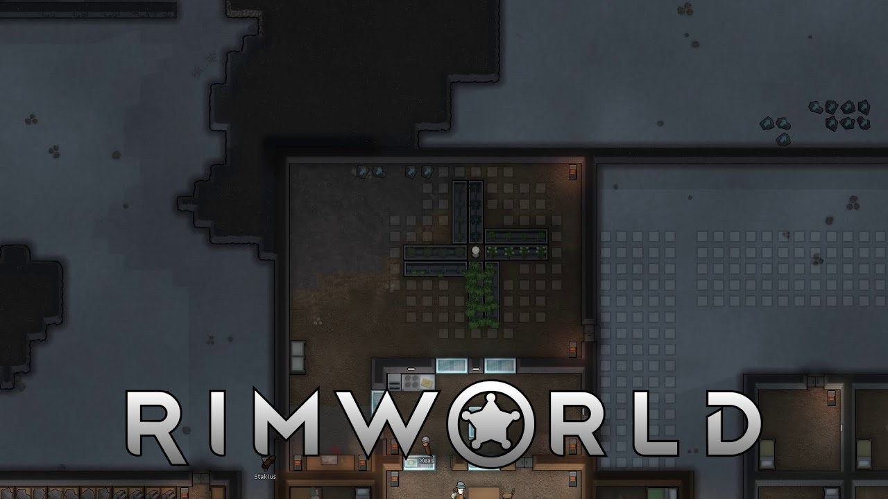 Embedded thumbnail for [No Commentary] Grow Op - RimWorld Part Ten