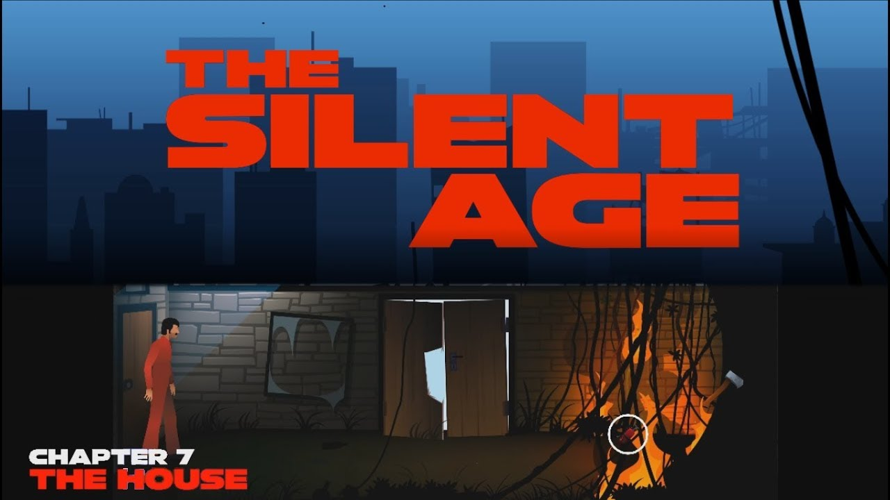 Embedded thumbnail for Let's Play The Silent Age - Chapter 7 - The House (Part Two)