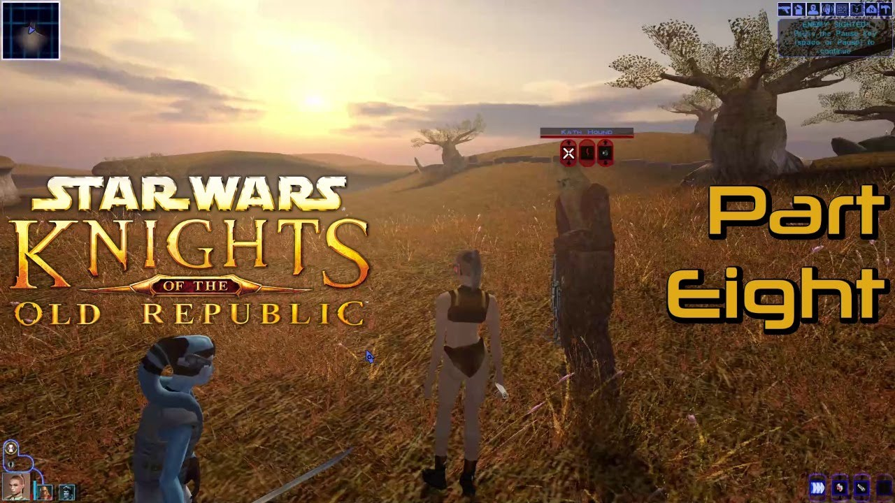 Embedded thumbnail for More Dantooine - Star Wars: Knights of the Old Republic Part Eight