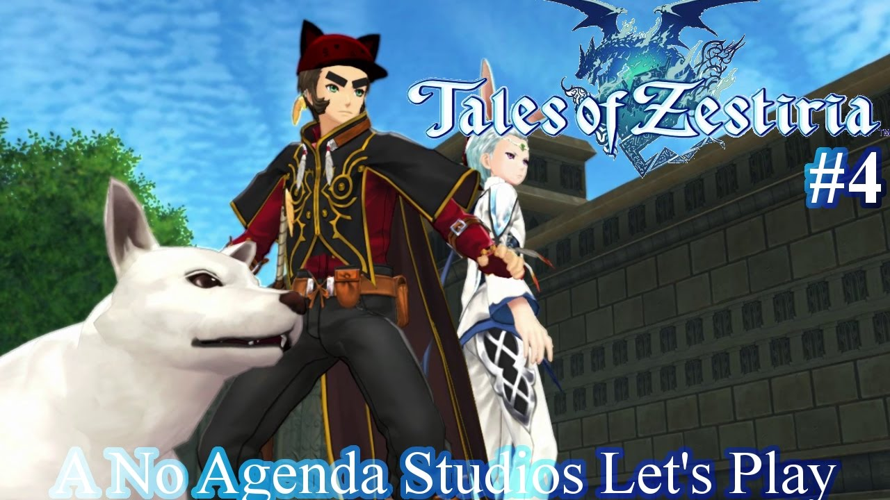 Embedded thumbnail for Let's Play Tales of Zestiria - Part 4 - Save the Dog