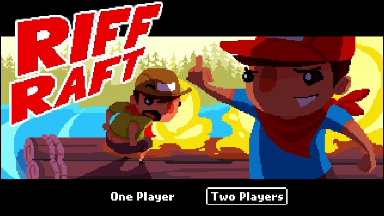 Embedded thumbnail for Let's Play Riff Raft