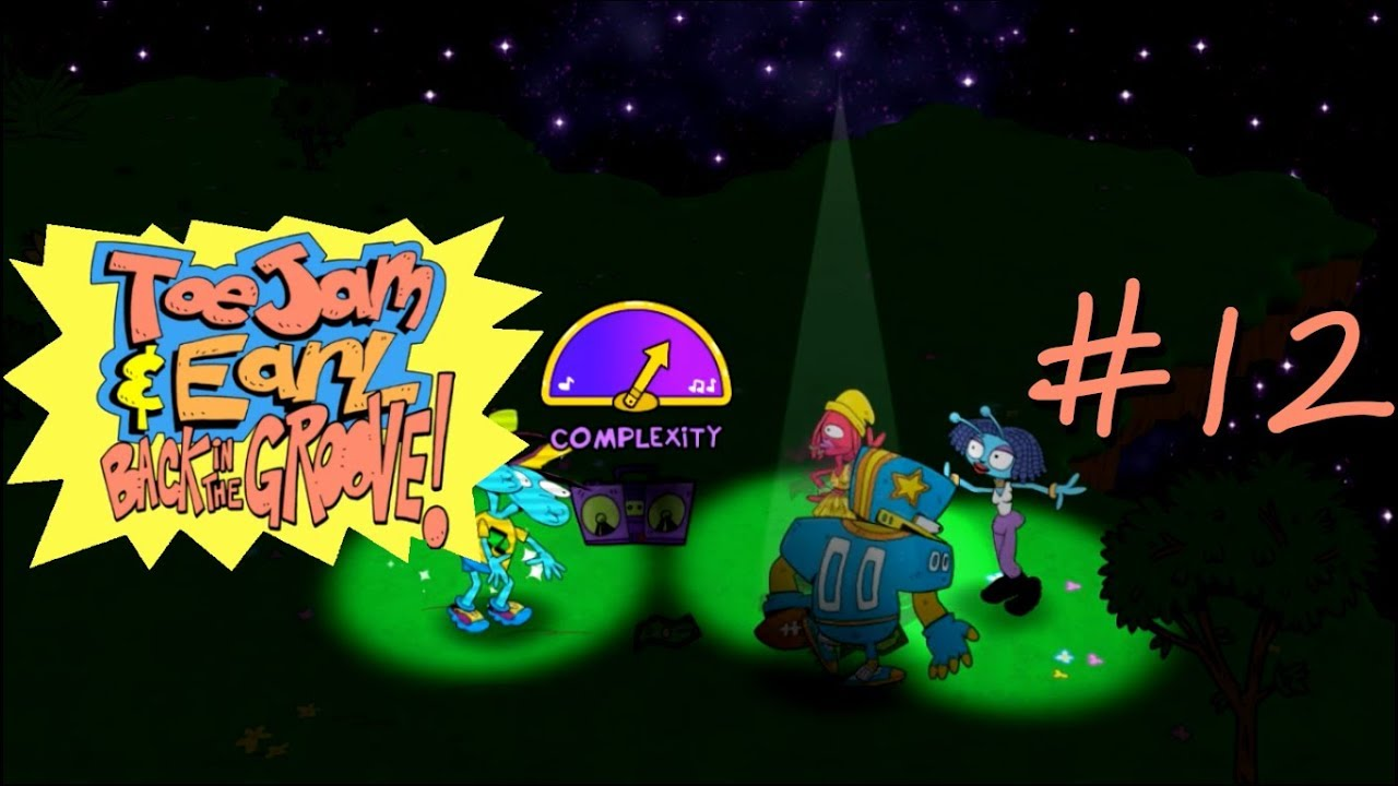 Embedded thumbnail for ToeJam & Earl: Back in the Groove! - 12