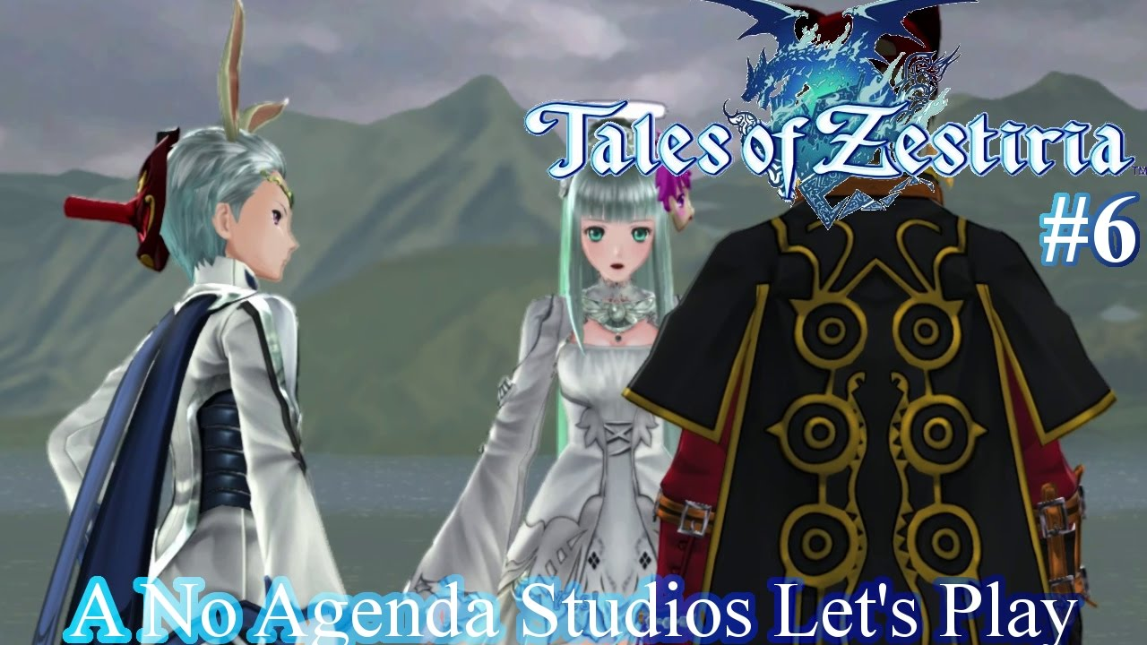 Embedded thumbnail for Let's Play Tales of Zestiria - Part 6 - Lore dump
