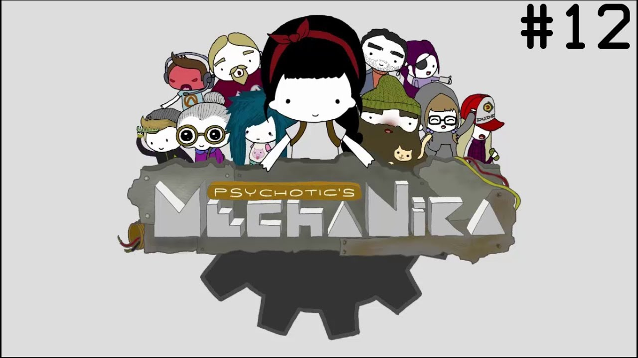 Embedded thumbnail for Let's Play Mechanika Part 12 - Cataloged
