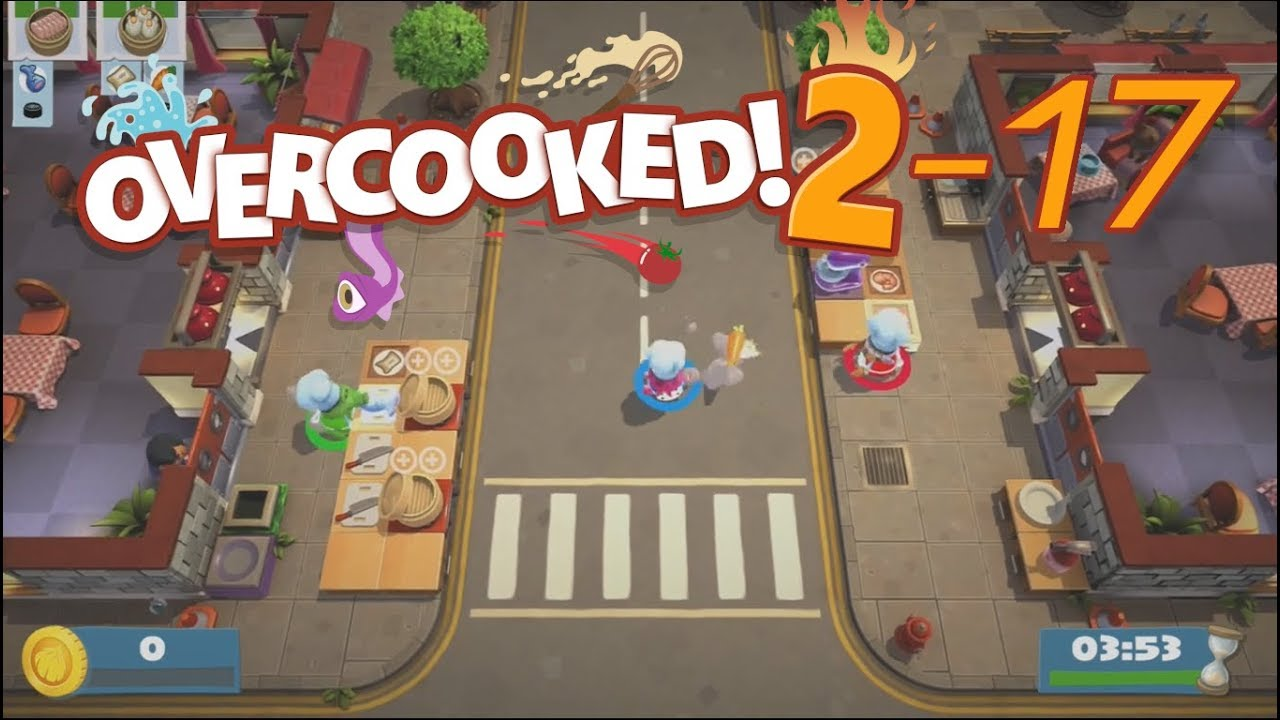 Embedded thumbnail for Let's Play Overcooked! 2 - 17: Distraction