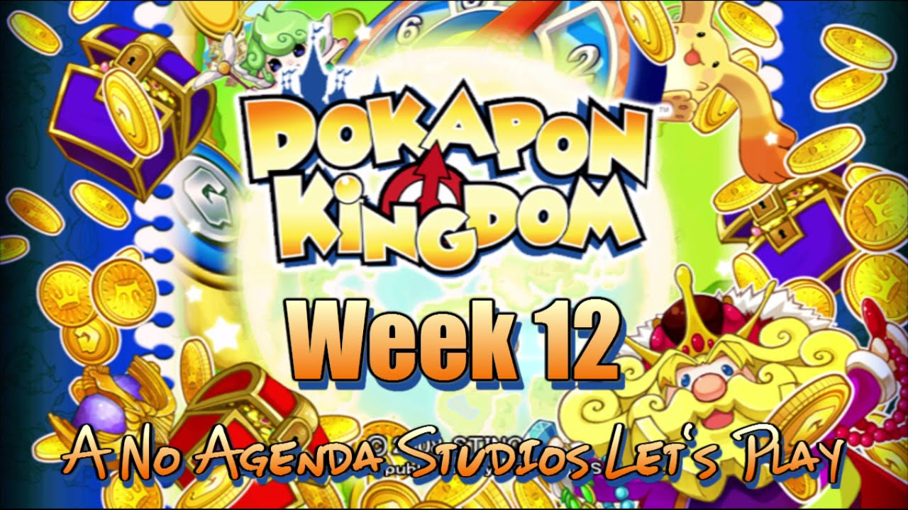 Embedded thumbnail for The New Adventures In Dokapon Kingdom - Week 12 - Reign of the Darklin'