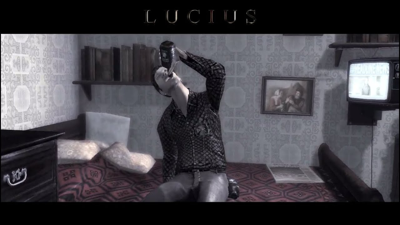 Embedded thumbnail for Let's Play Lucius Part Eleven