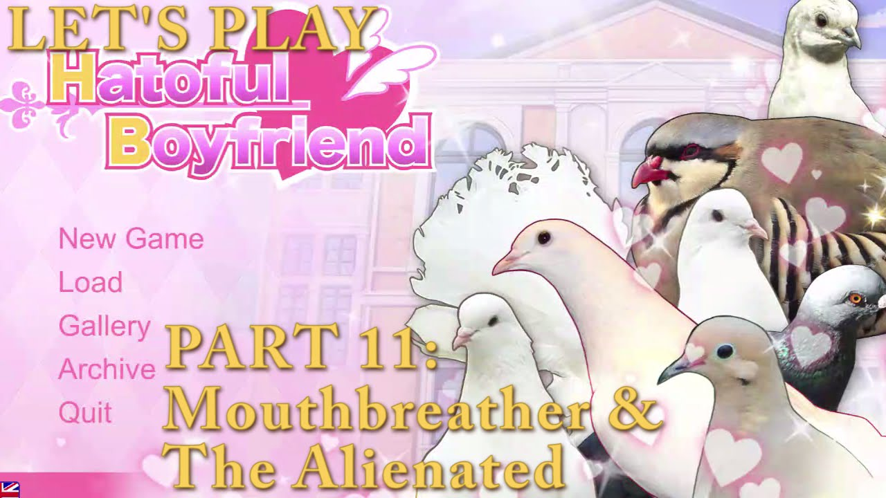 Embedded thumbnail for Let's Play Hatoful Boyfriend Part 11: Mouthbreathers & The Alienated