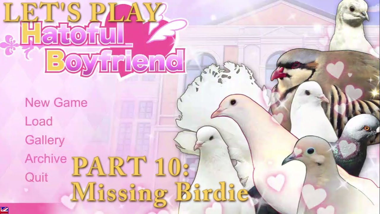 Embedded thumbnail for Let's Play Hatoful Boyfriend Part 10: Missing Birdie