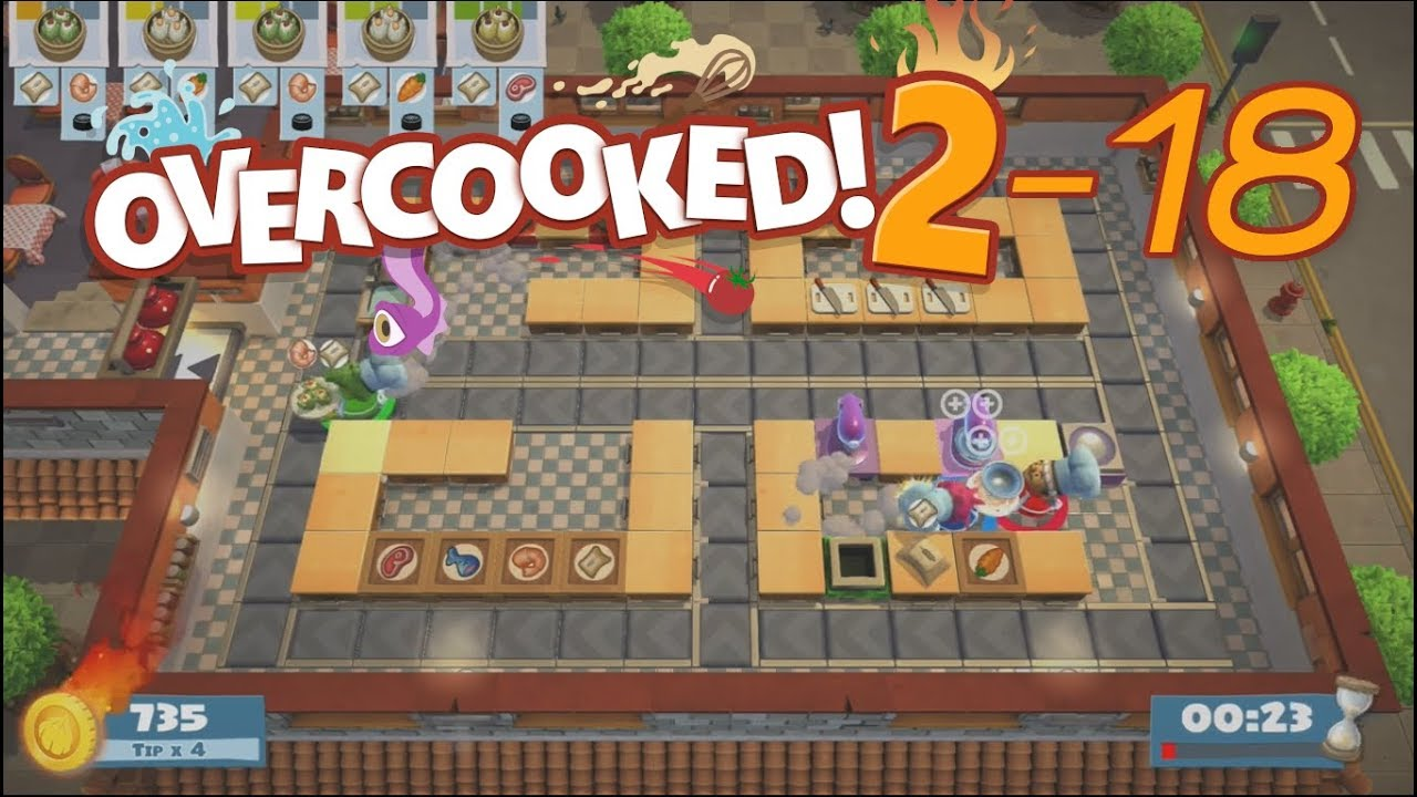 Embedded thumbnail for Let's Play Overcooked! 2 - 18: Cricket Hunter