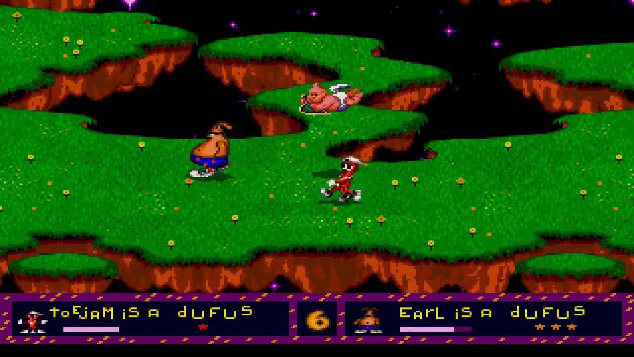 Embedded thumbnail for Let's Play ToeJam and Earl Part 7