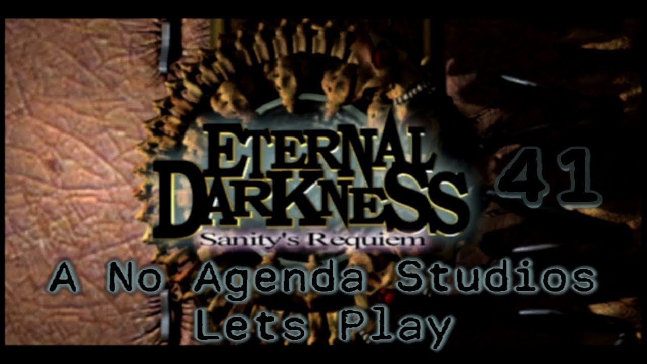 Embedded thumbnail for Eternal Darkness: Sanity's Requiem - Part 41: G-G-G-Ghost!