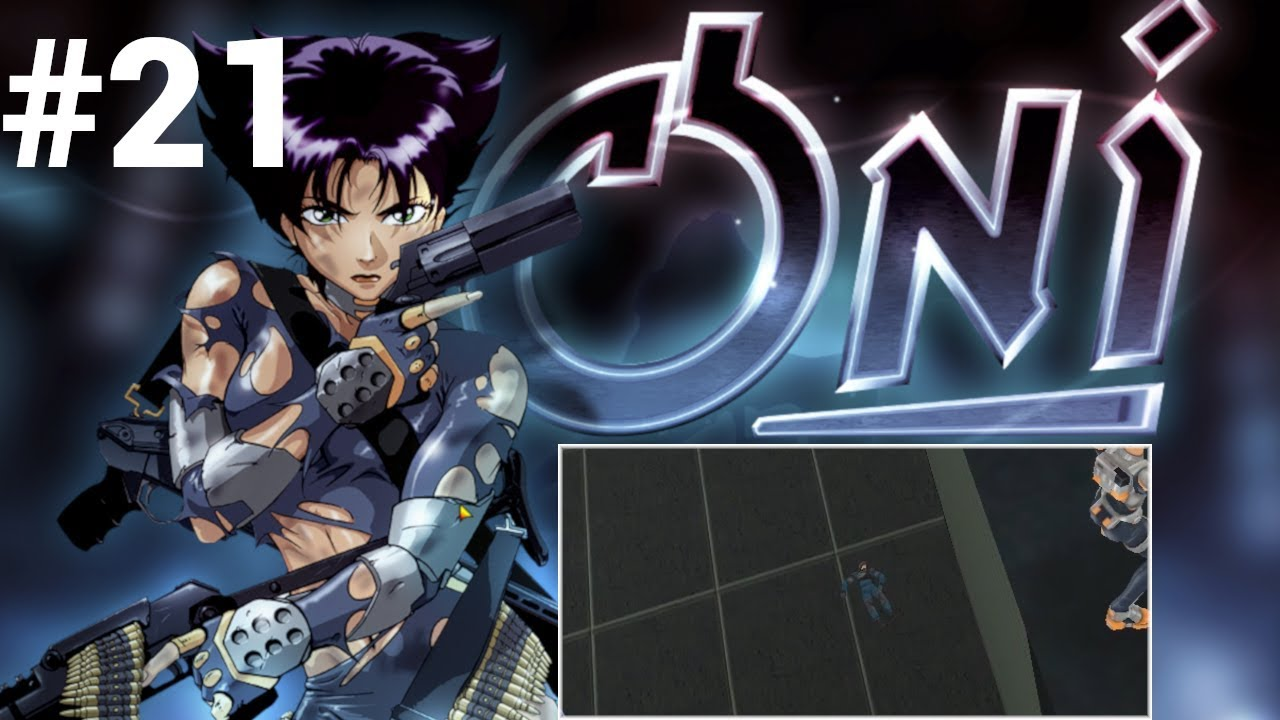 Embedded thumbnail for Let's Play Oni - 21
