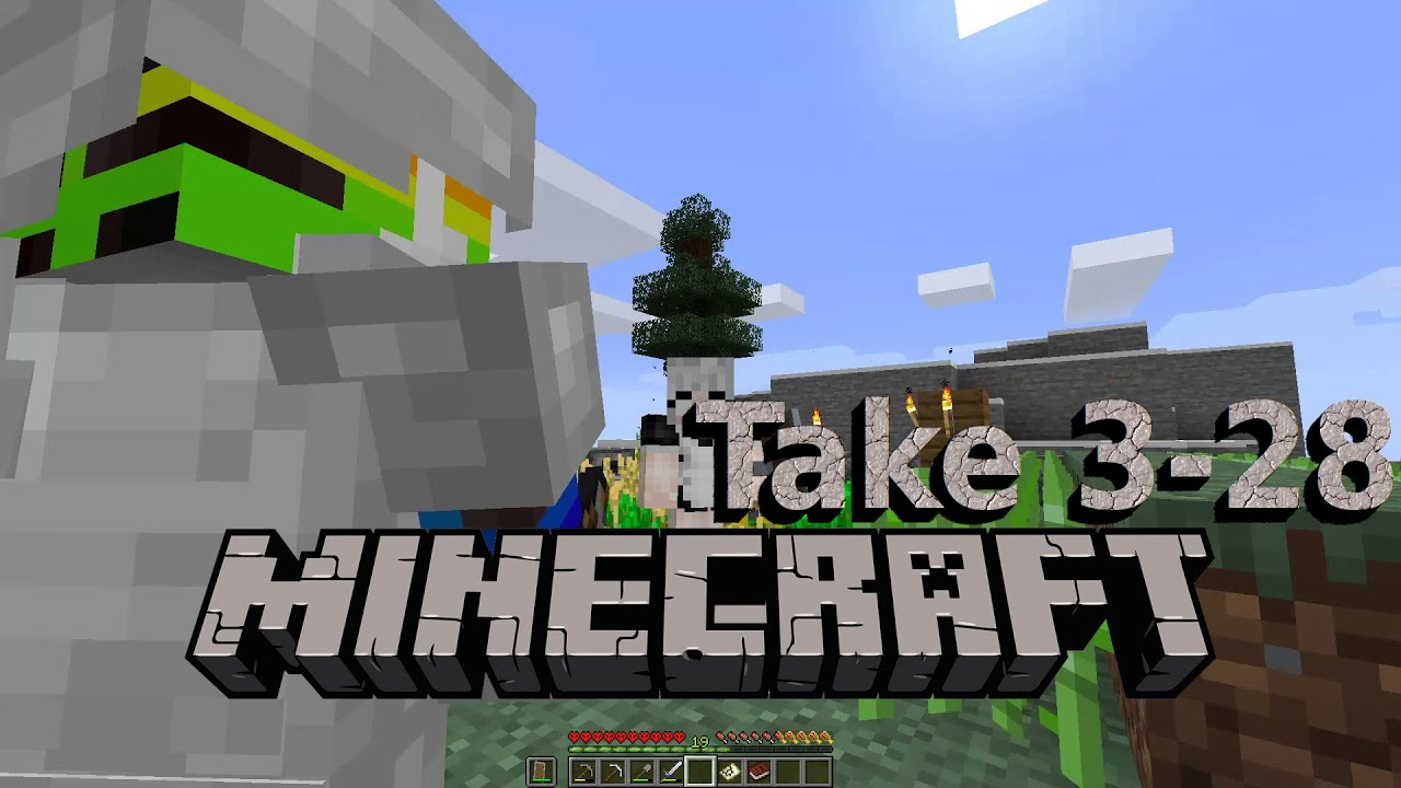 Embedded thumbnail for Combat Training - Minecraft Hardcore Take 3, Part 28