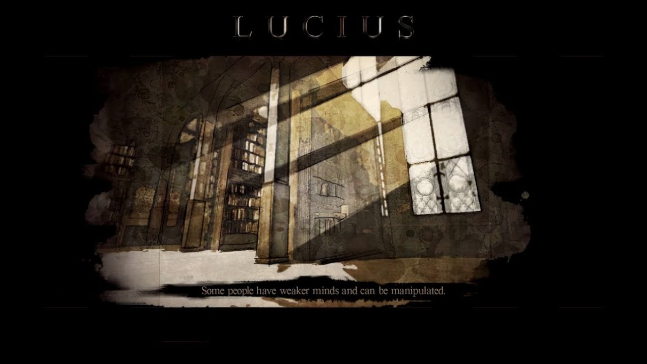 Embedded thumbnail for Let's Play Lucius Part Seven