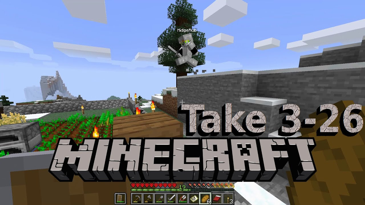 Embedded thumbnail for There Were Two Red Hulks - Minecraft Hardcore Take 3, Part 26