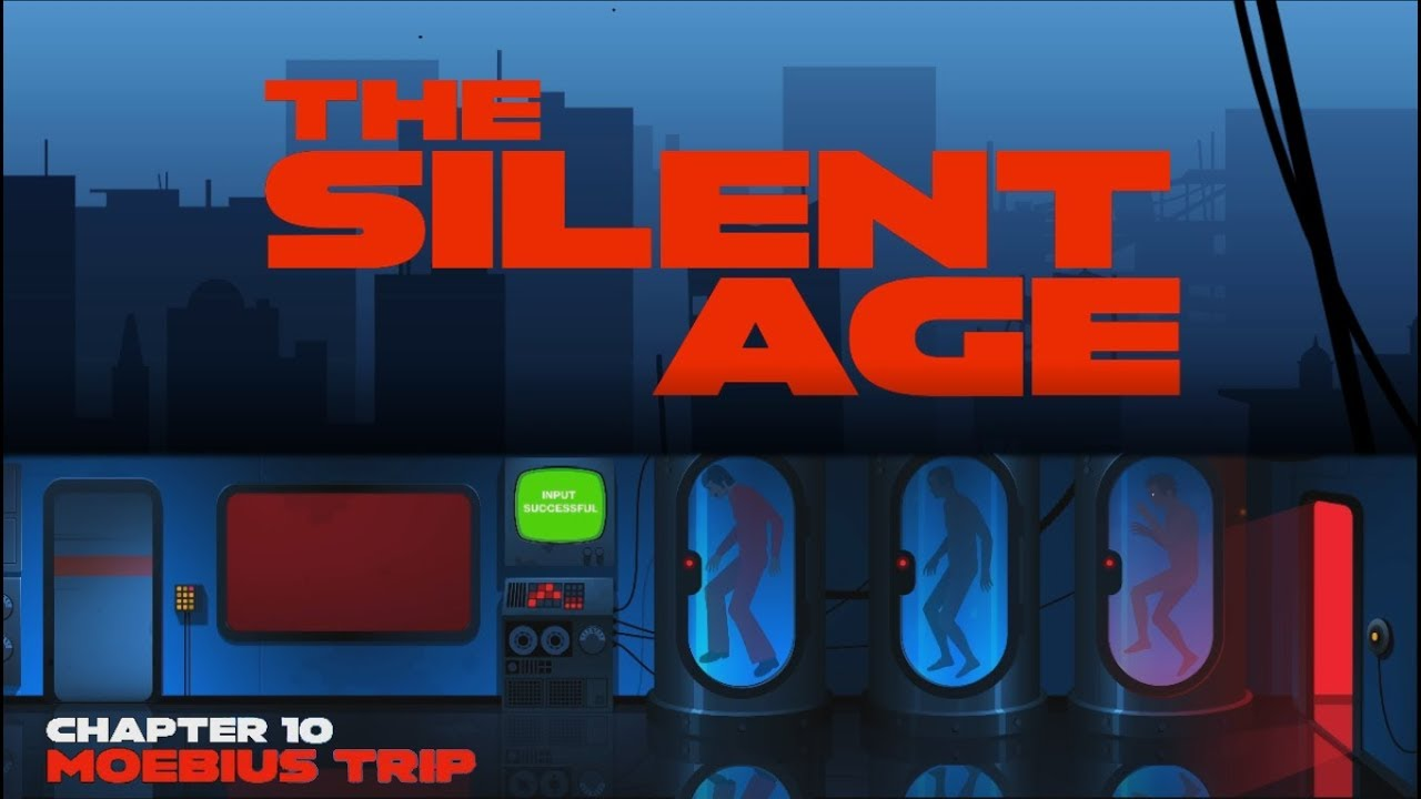 Embedded thumbnail for Let's Play The Silent Age - Chapter 10 - Moebius Trip (Part Two)