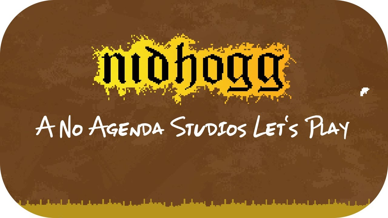 Embedded thumbnail for Let's Play Nidhogg