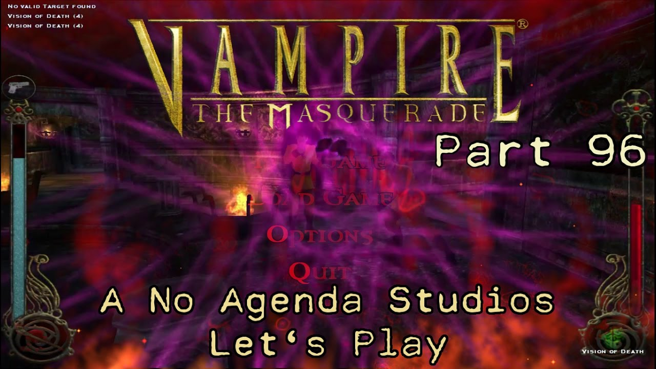 Embedded thumbnail for Let's Play Vampire the Masquerade: Bloodlines - Part Ninety-Six - God's Little Assassins
