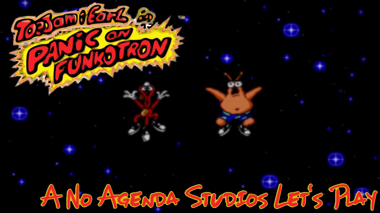 Embedded thumbnail for Let's Play ToeJam & Earl in Panic on Funkotron so Okay