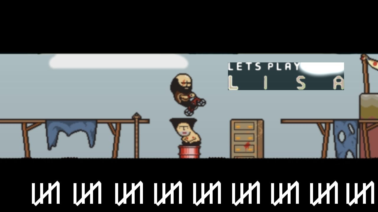 Embedded thumbnail for Let's Play LISA: THE PAINFUL RPG - Part Forty-Five - See?