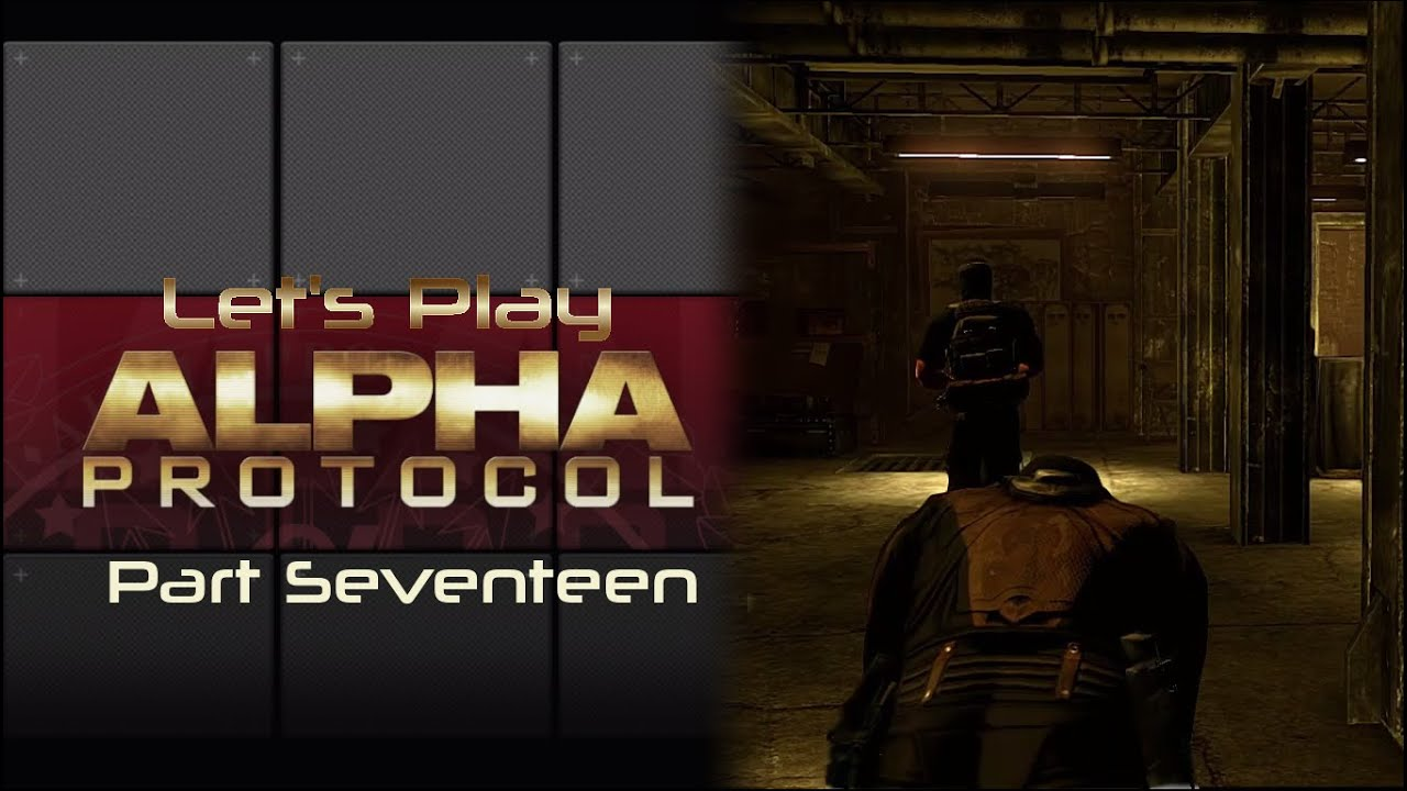 Embedded thumbnail for Let's Play Alpha Protocol - Part Seventeen - Nancy Grace Plays