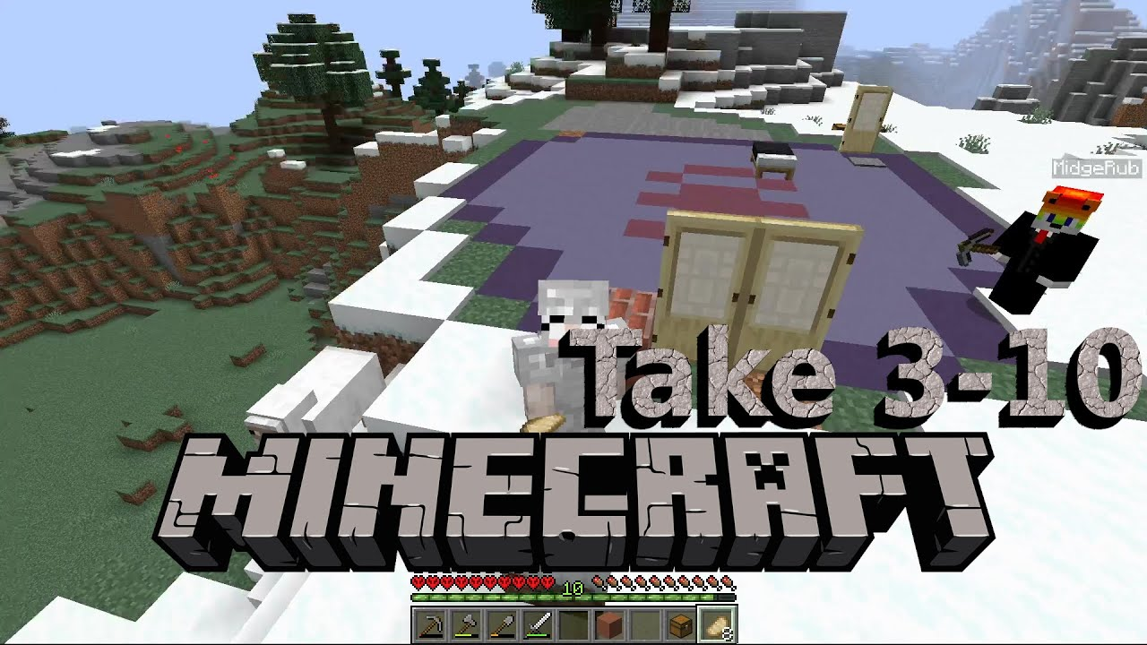 Embedded thumbnail for Walled Garden - Minecraft Hardcore Take 3, Part 10