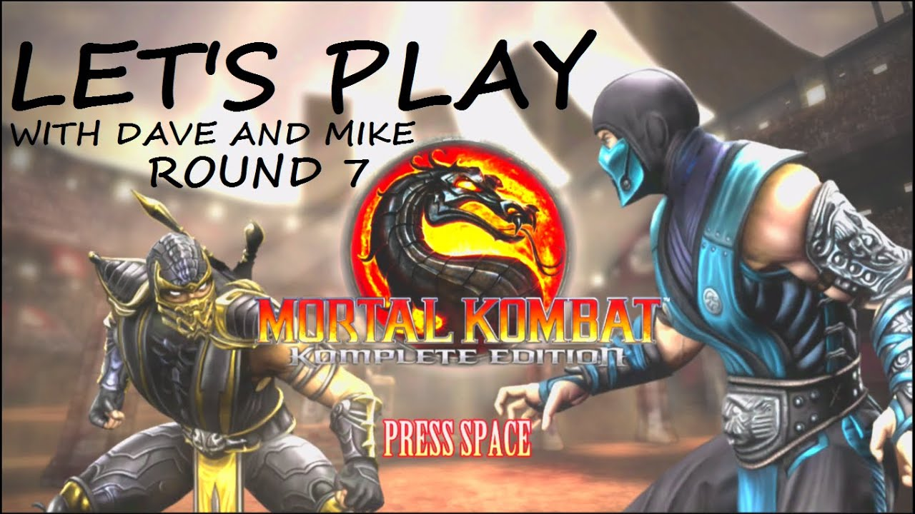 Embedded thumbnail for Let's Play Mortal Kombat Round 7