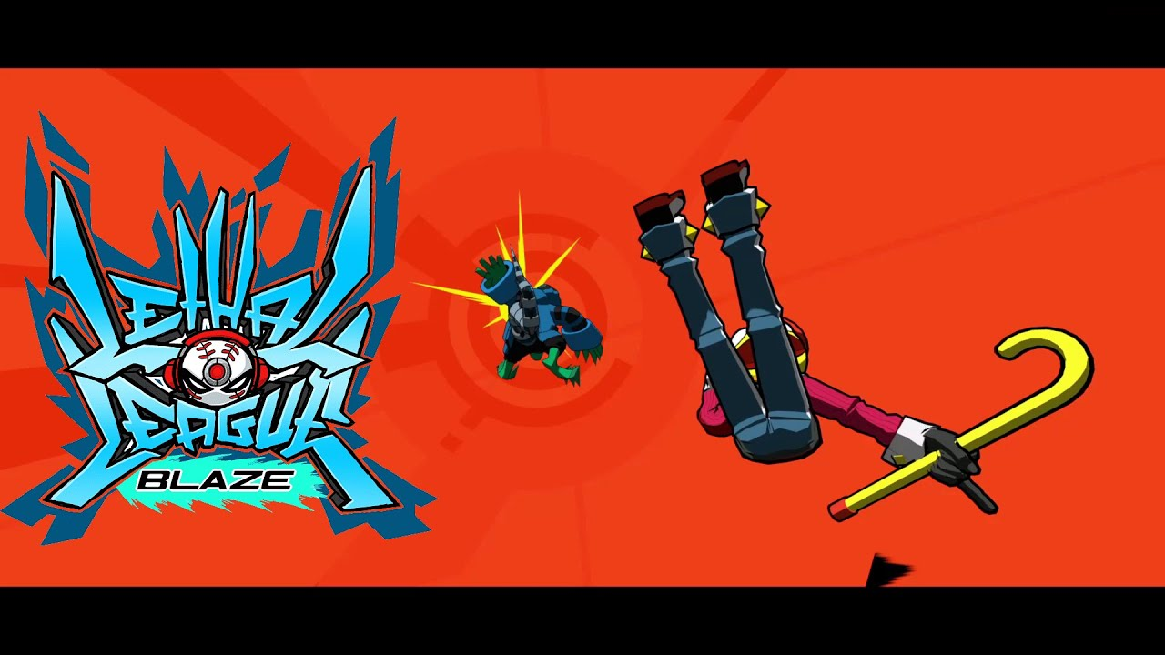 Embedded thumbnail for Shrill - Let's Play Lethal League Blaze