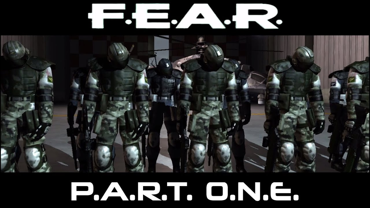 Embedded thumbnail for F.E.A.R - P.A.R.T. O.N.E. - The ATC