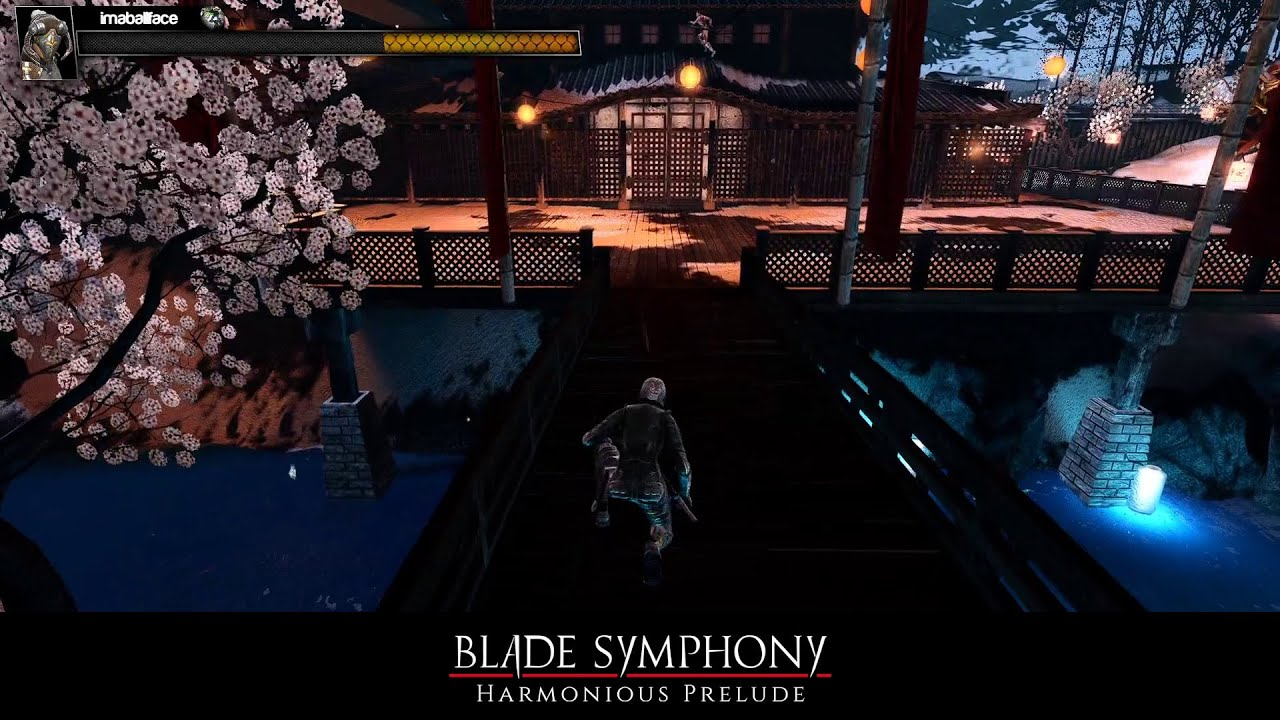 Embedded thumbnail for Let's Sword Fighting: Blade Symphony Part 1 - Free-to-Play Friday