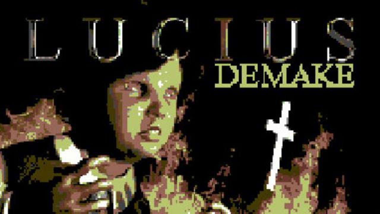 Embedded thumbnail for Let's Play Lucius: The Official Demake