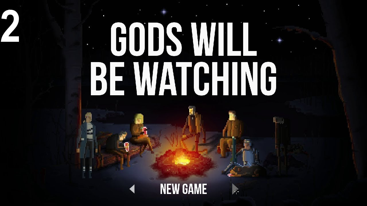 Embedded thumbnail for Let's Play Gods Will Be Watching - 2 - Negotiate