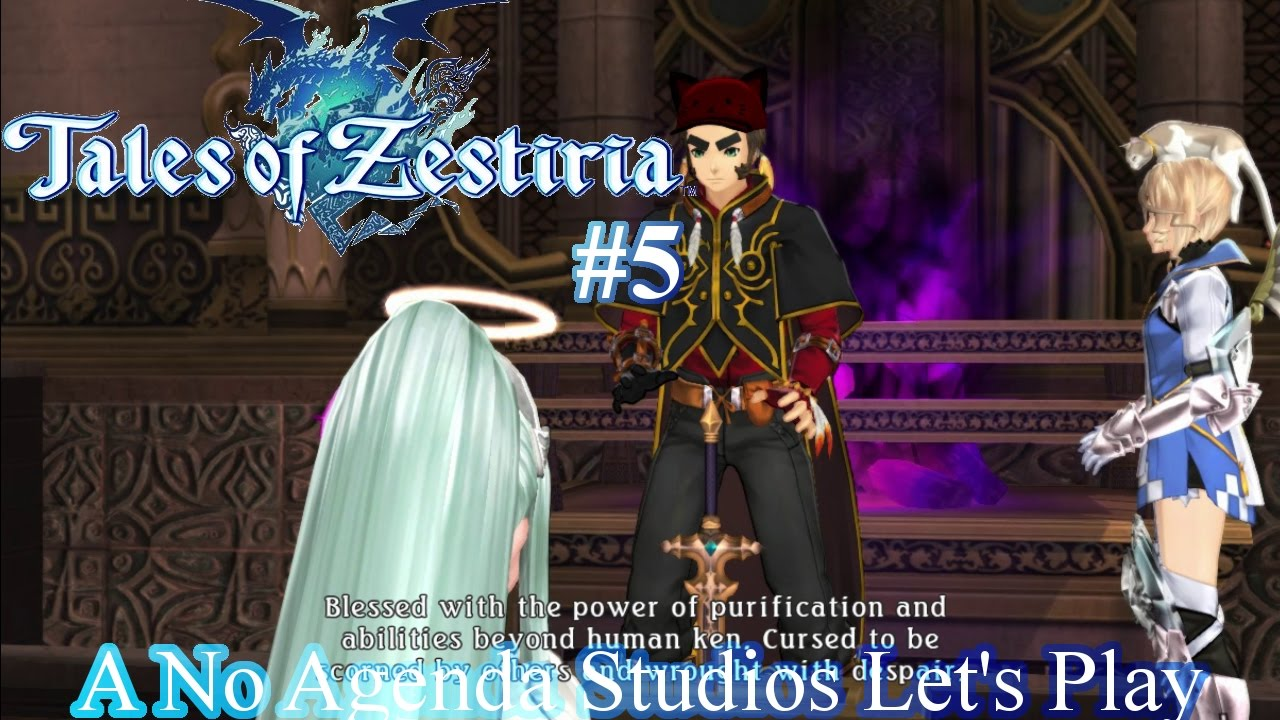 Embedded thumbnail for Let's Play Tales of Zestiria - Part 5 - Shepherd