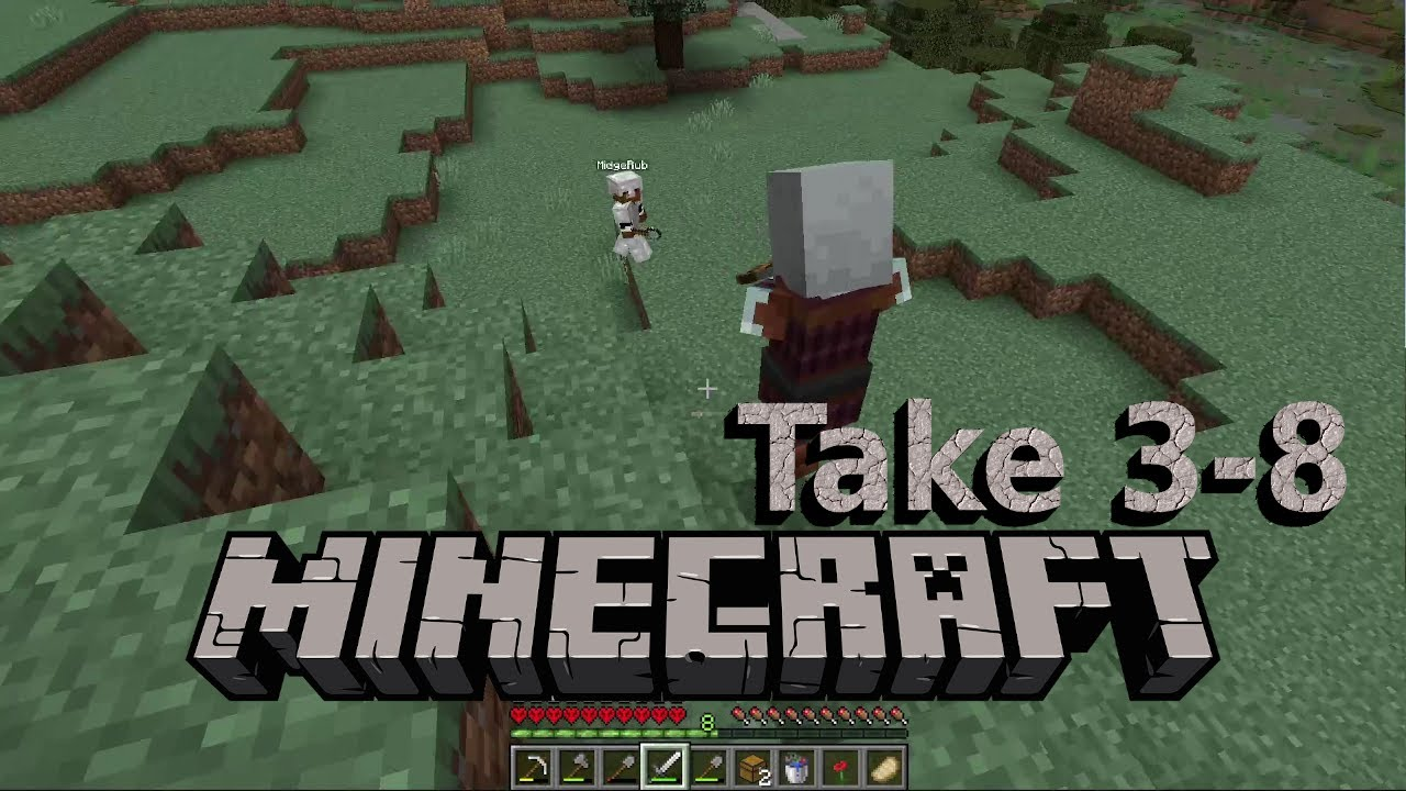 Embedded thumbnail for Clay Formation - Minecraft Hardcore Take 3, Part 8
