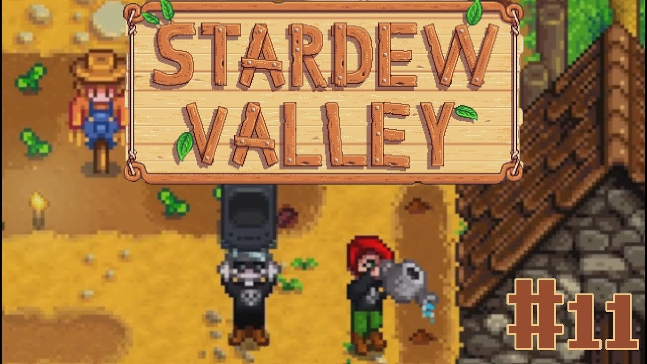 Embedded thumbnail for Let's Play Stardew Valley - Part 11: Heating Up