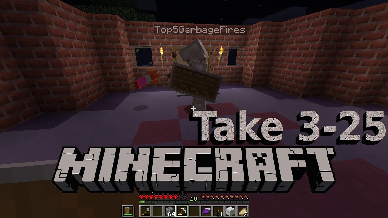 Embedded thumbnail for Maps - Minecraft Hardcore Take 3, Part 25