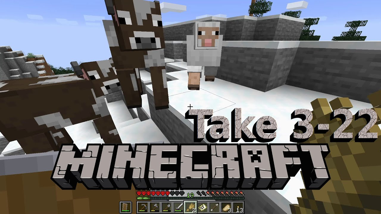 Embedded thumbnail for Backyard Boy - Minecraft Hardcore Take 3, Part 22