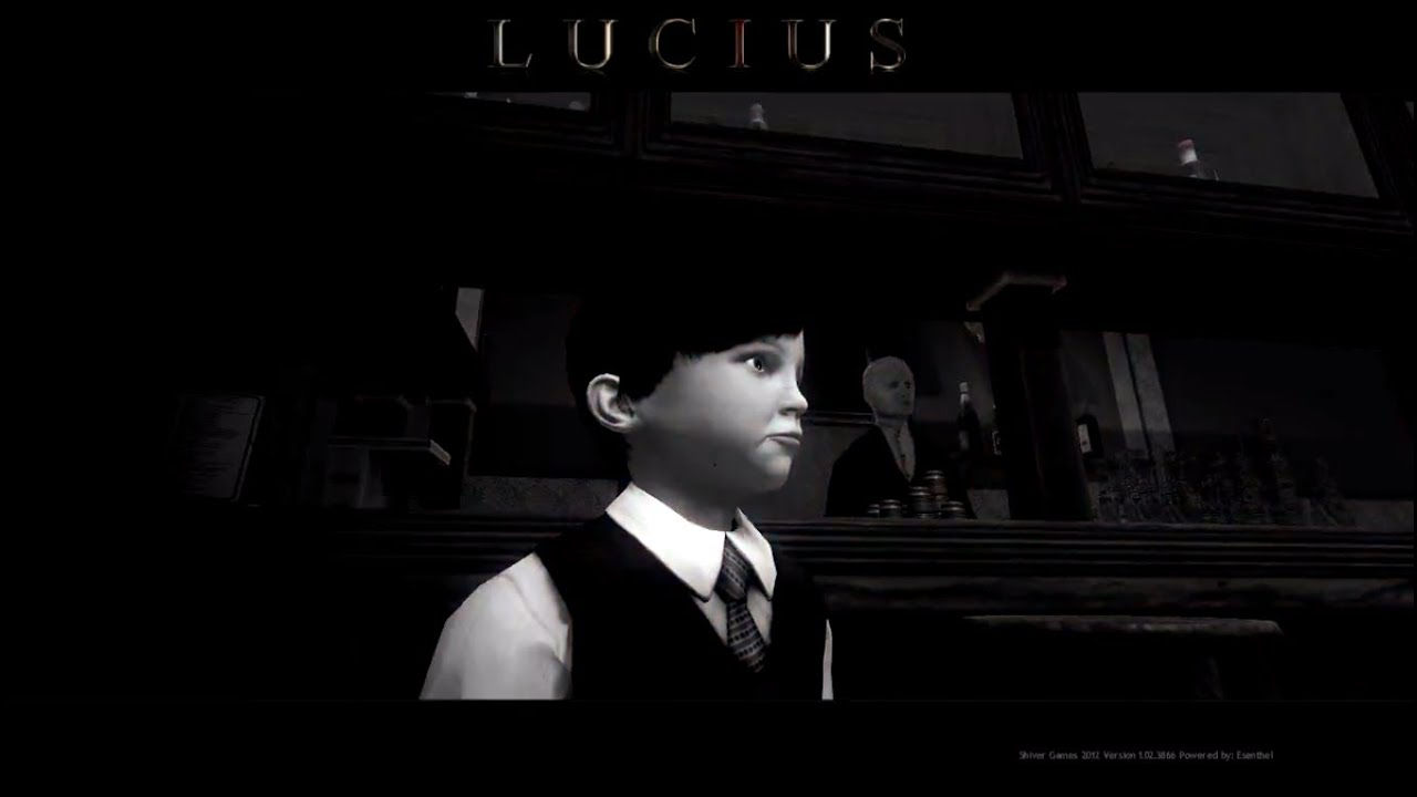 Embedded thumbnail for Let's Play Lucius Part Three