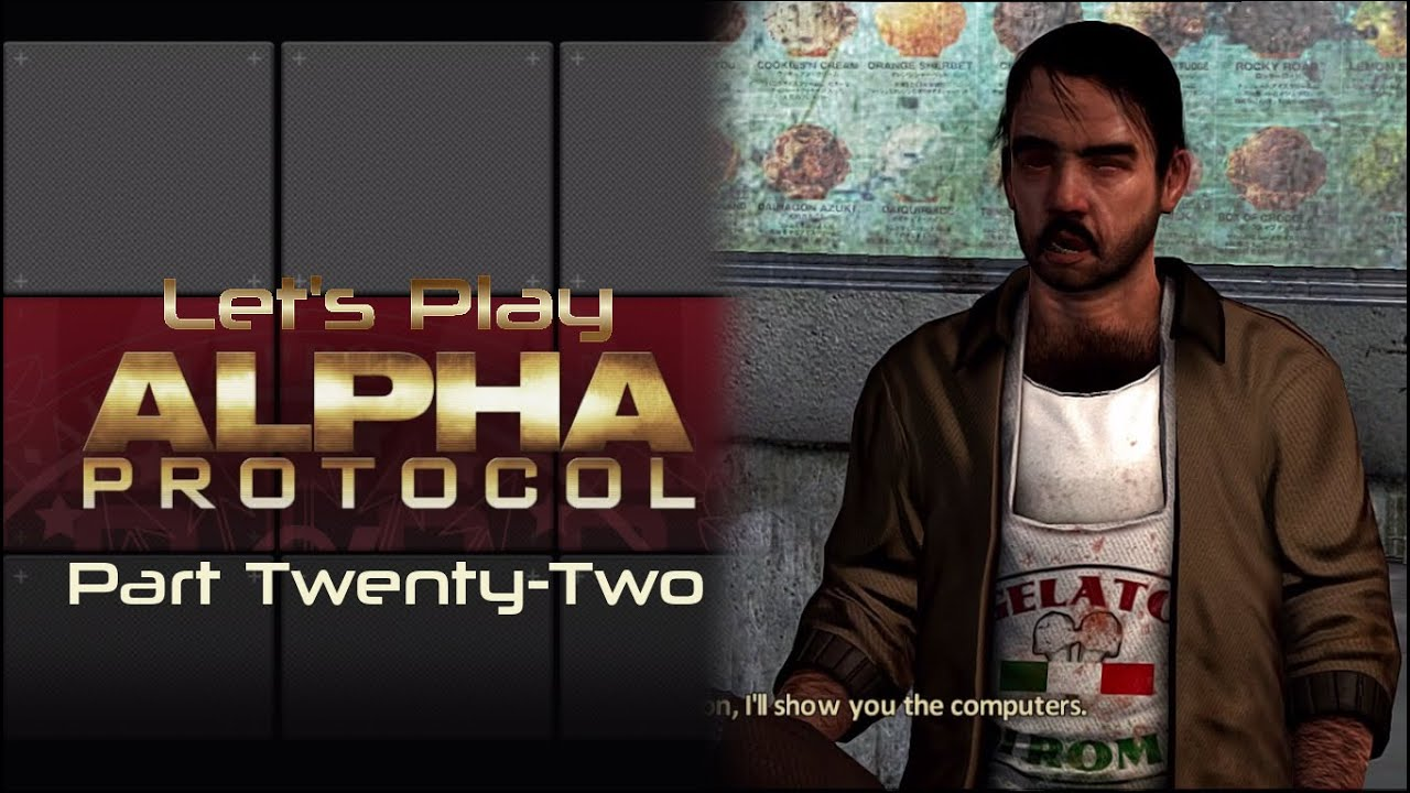 Embedded thumbnail for Let's Play Alpha Protocol - Part Twenty-Two - Adept
