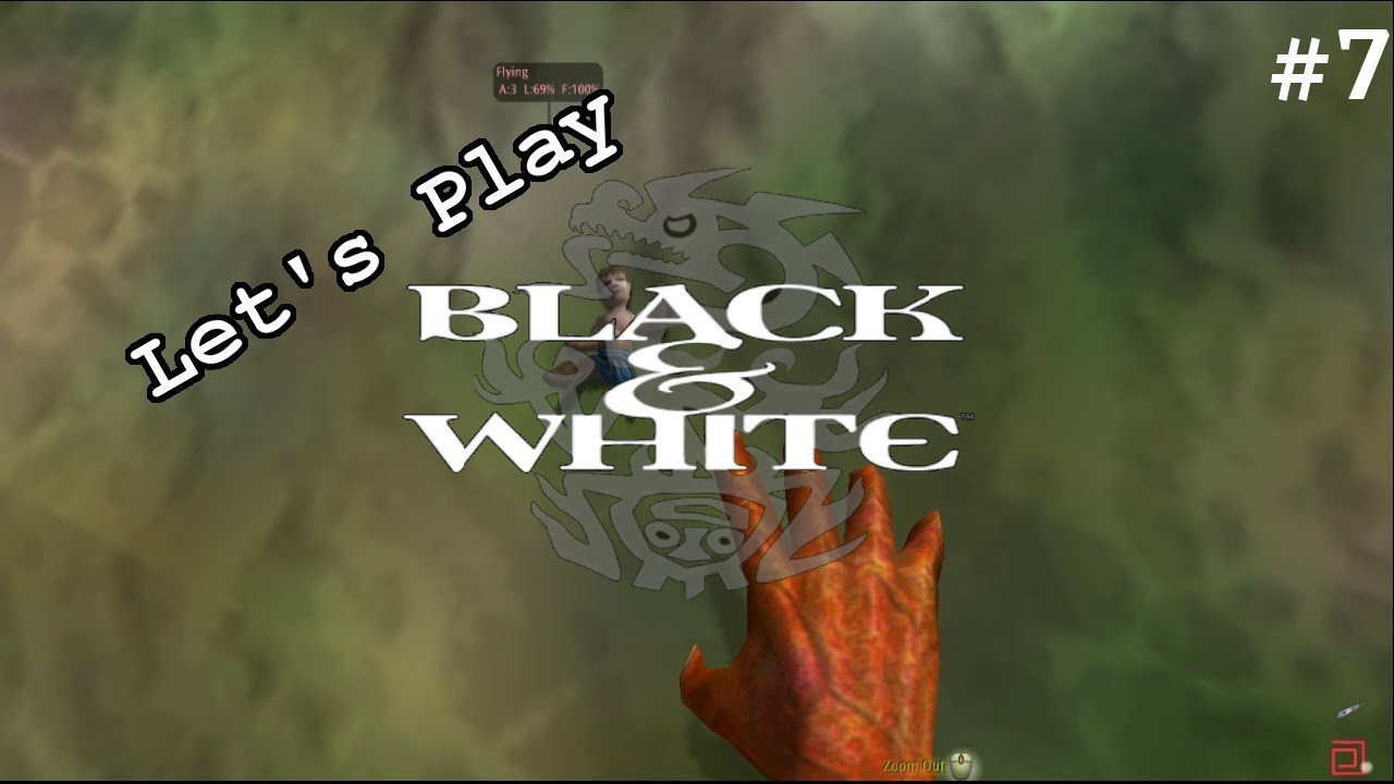 Embedded thumbnail for Let's Play Black & White - Part 7 - Trial by Flight