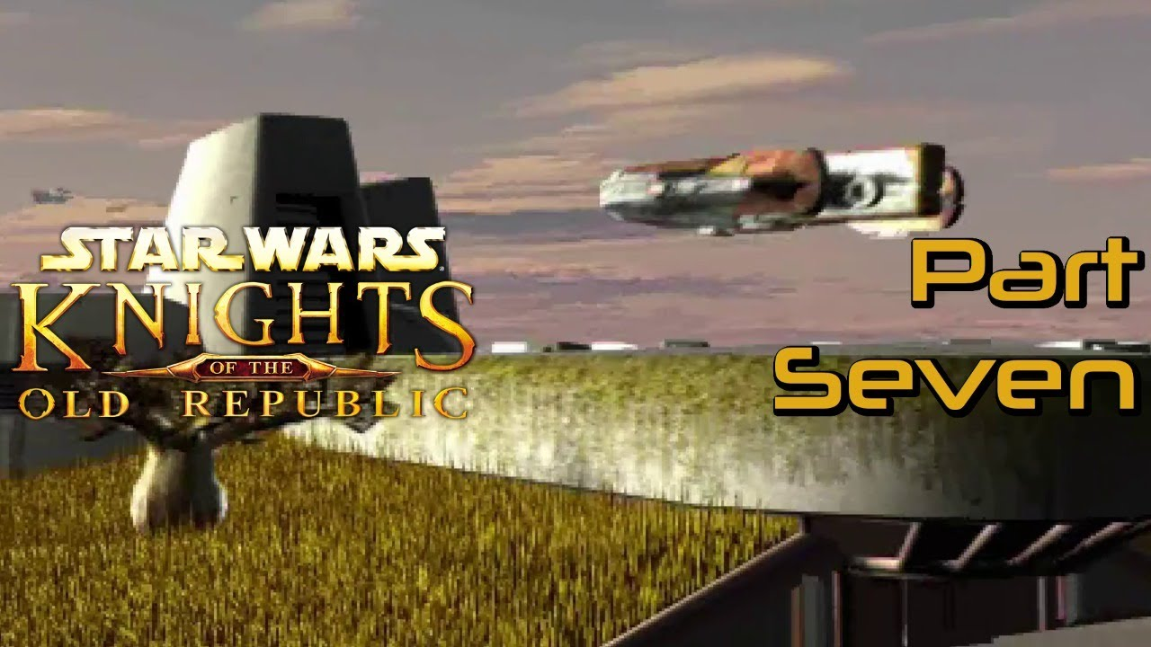 Embedded thumbnail for Dantooine - Star Wars: Knights of the Old Republic Part Seven