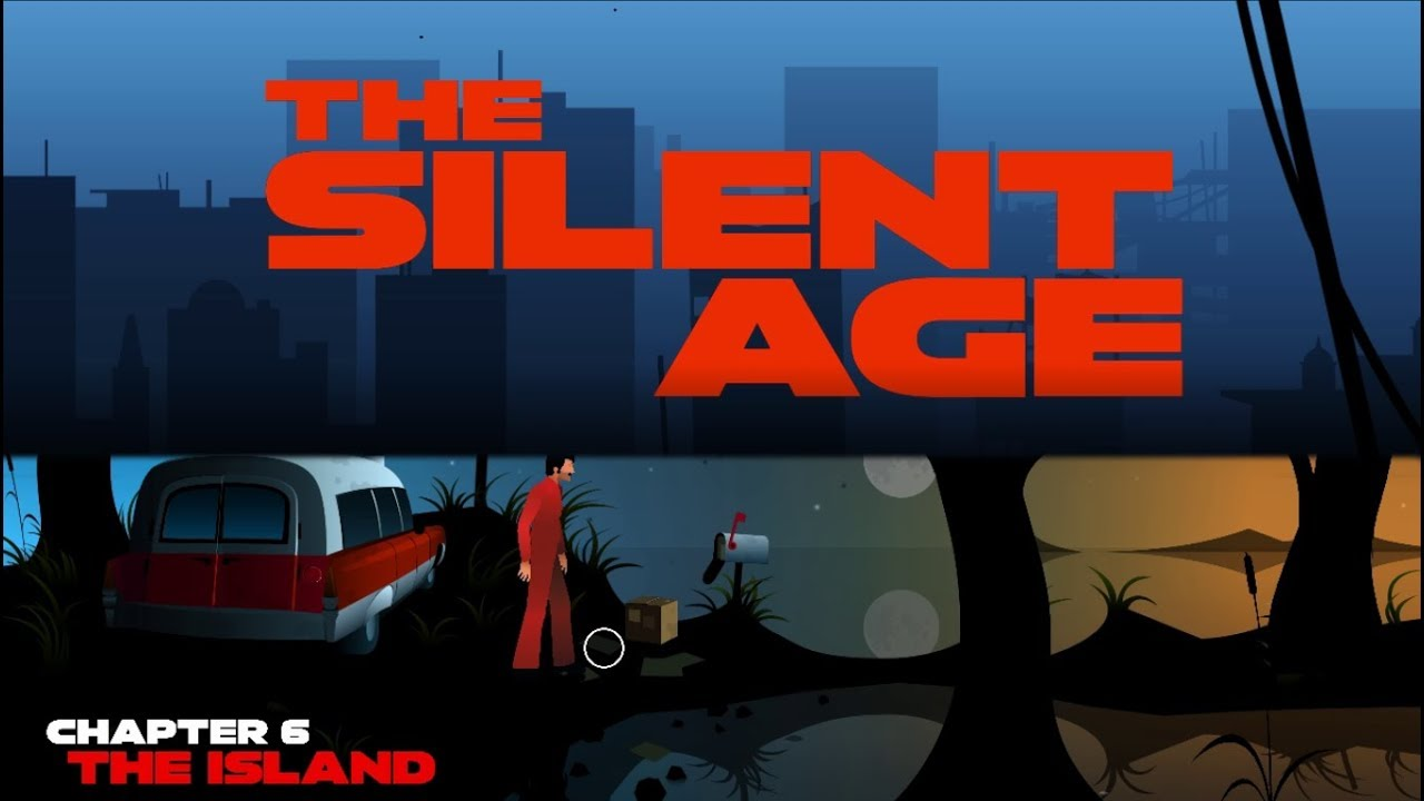 Embedded thumbnail for Let's Play The Silent Age - Chapter 6 - The Island