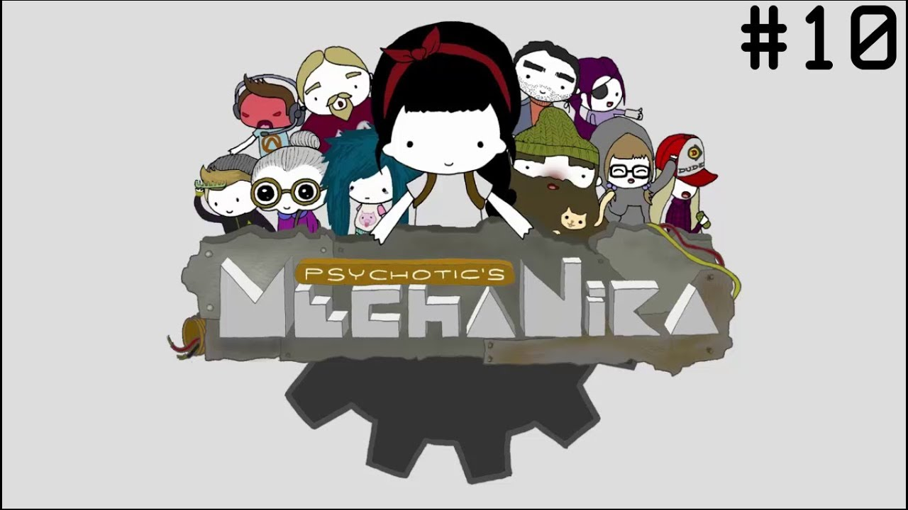 Embedded thumbnail for Let's Play Mechanika Part 10 - Trivia Contest