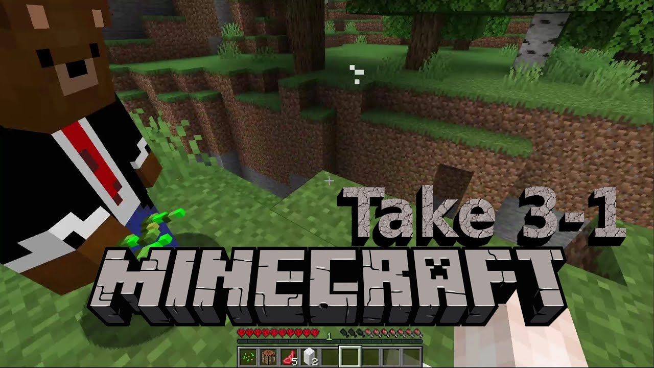 Embedded thumbnail for Lucky Spawn - Minecraft Hardcore Take 3