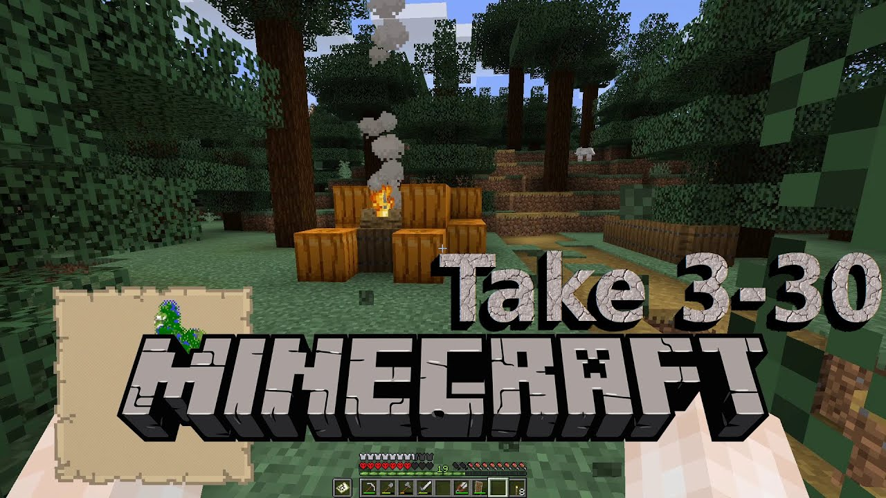 Embedded thumbnail for Adventures' End - Minecraft Hardcore Take 3, Part 30