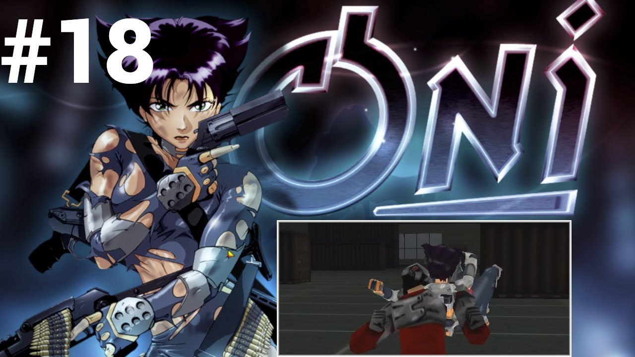 Embedded thumbnail for Let's Play Oni - 18