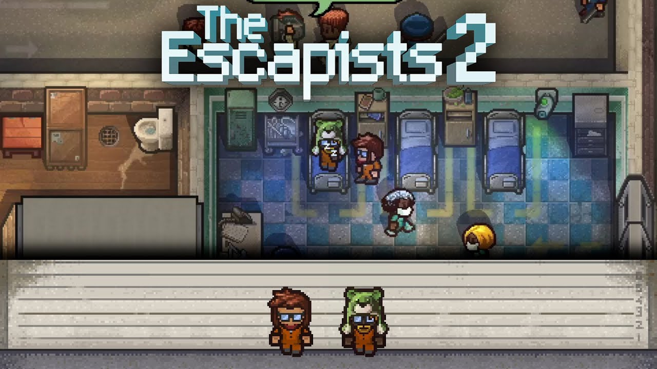 Embedded thumbnail for Oops - The Escapists 2: Center Perks 2.0, Day 3