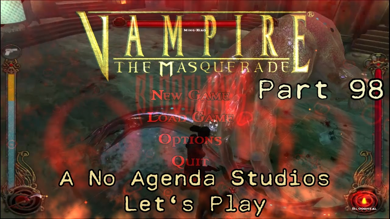 Embedded thumbnail for Let's Play Vampire the Masquerade: Bloodlines - Part Ninety-Eight - Slime Goo