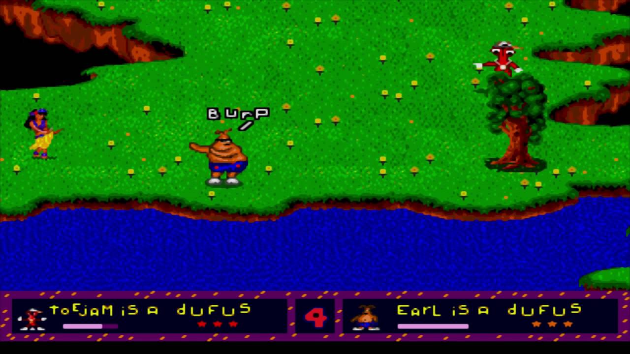 Embedded thumbnail for Let's Play ToeJam and Earl Part 40